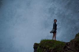 Rina Chases Waterfalls