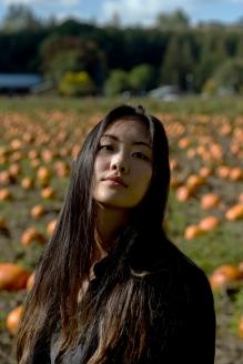 Pumpkin Patch Sass With Rina